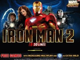 iron man 2 slot