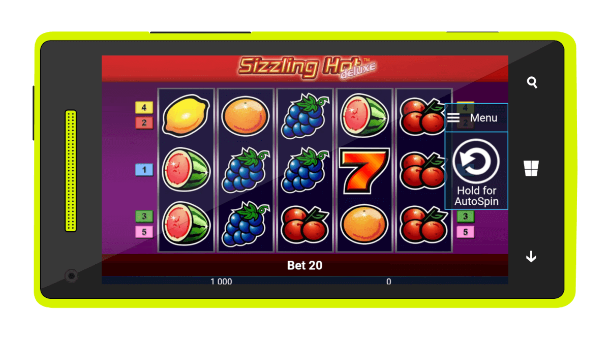 Windows Mobile-Slots – Slots für Windows-Smartphone/-Tablets