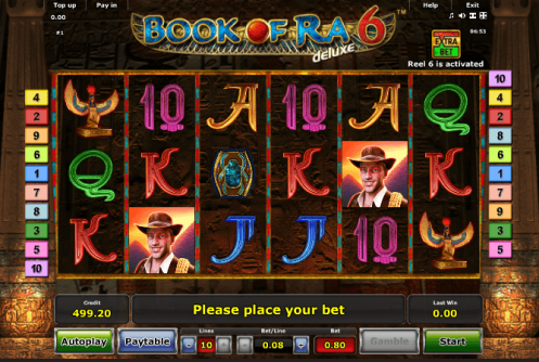online slots spielen book of ra deluxe demo