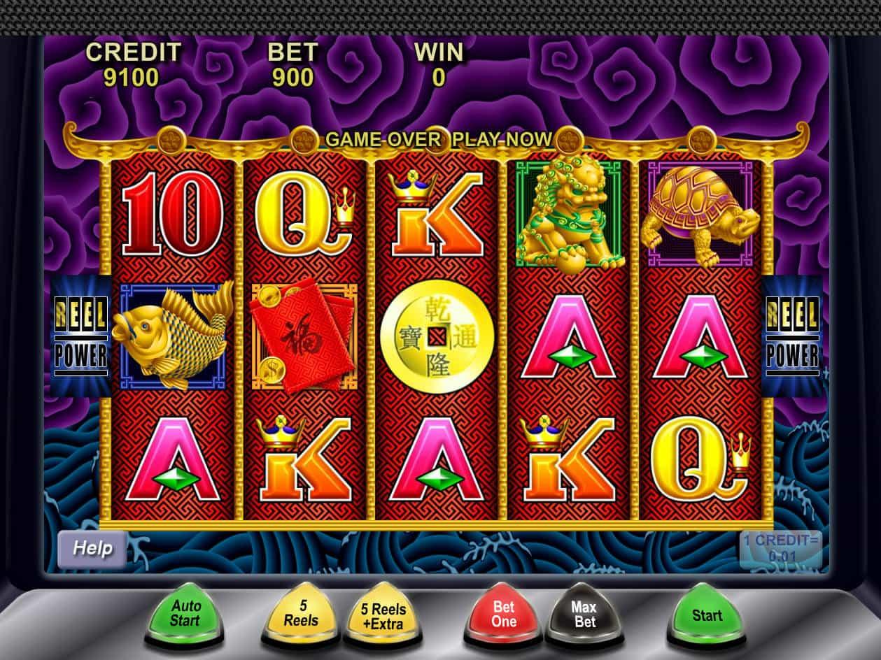 5 Dragons Tm Slot Machine Play Free Online Game Slotucom