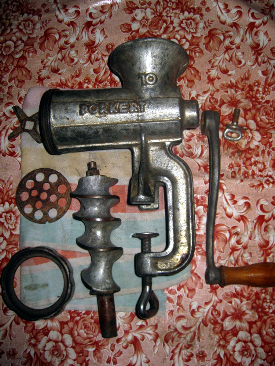 Cucina Pro Meat Grinder With Clamp Upgrading Meat Grinder On A Budget The Foods Of The World Forum