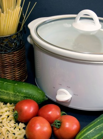 Slow Cooker with Veggies