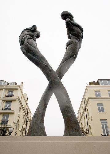 The Brighton AIDS Memorial