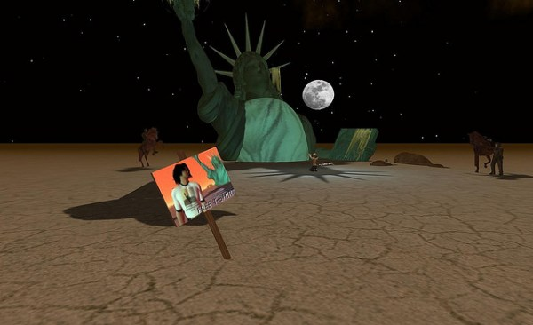 """inacentaurdump, """"crying at the american dream"""", CC BY"""