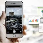 아이폰 3GS에서 아이폰 6s까지: 카메라 시야각과 광학 해상도 비교