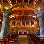 천재 건축가 가우디, 구엘의 꿈을 실현하다