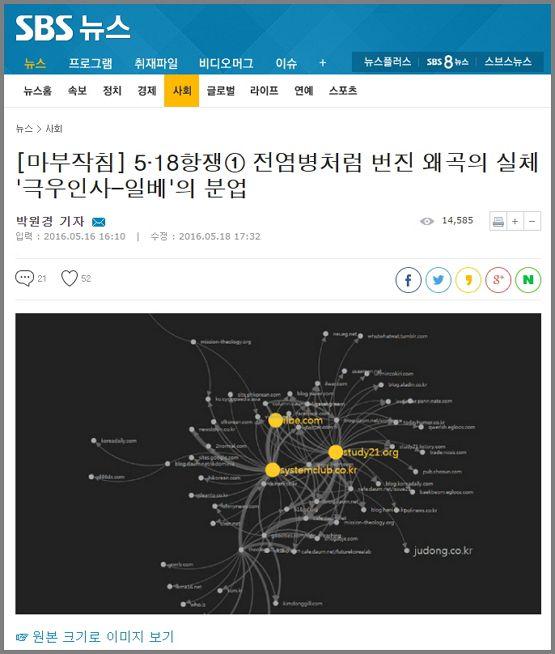 SBS 뉴스 큐레이션
