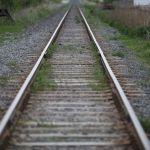 길 미래 철길 기차 전망 내일