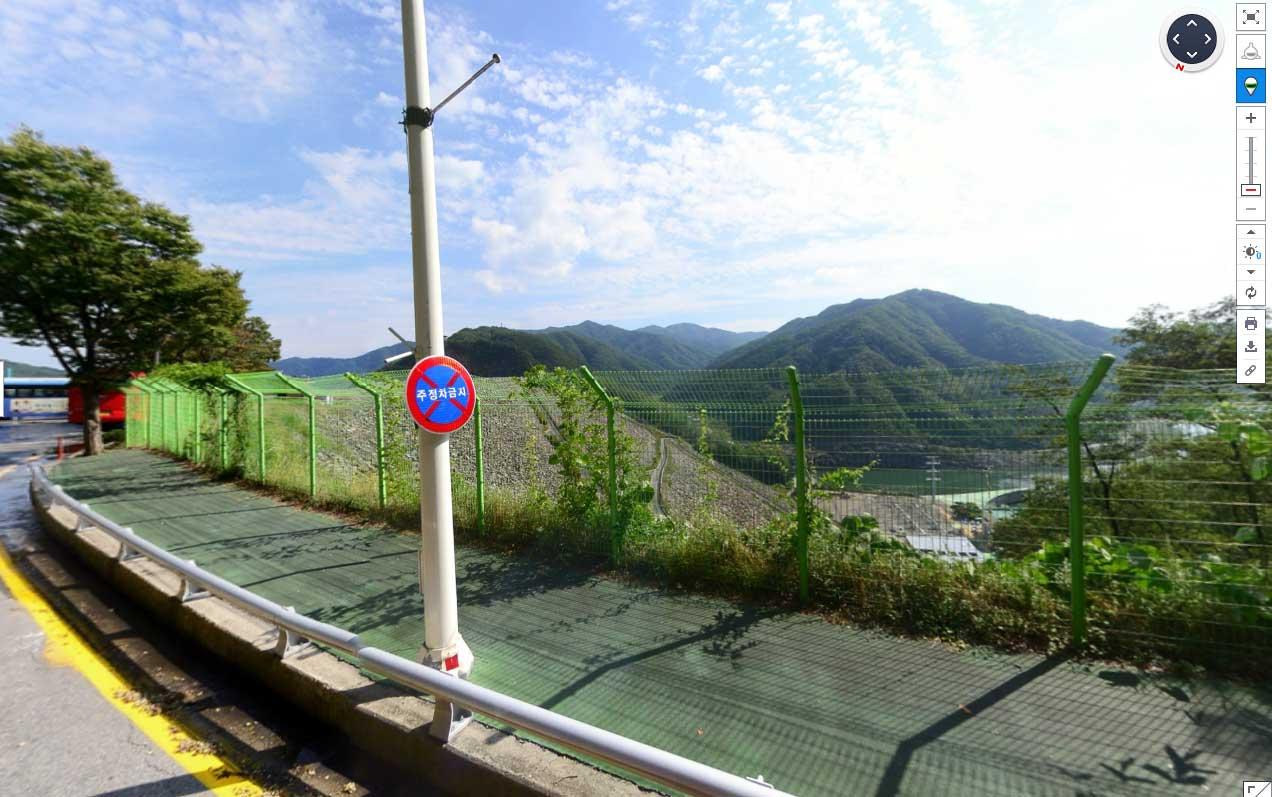 소양강 댐 (네이버 거리뷰)