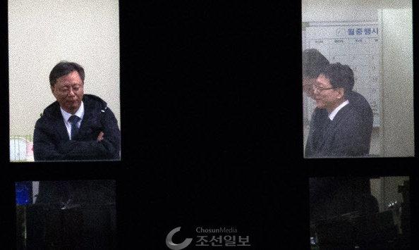 조선일보 우병우 사진