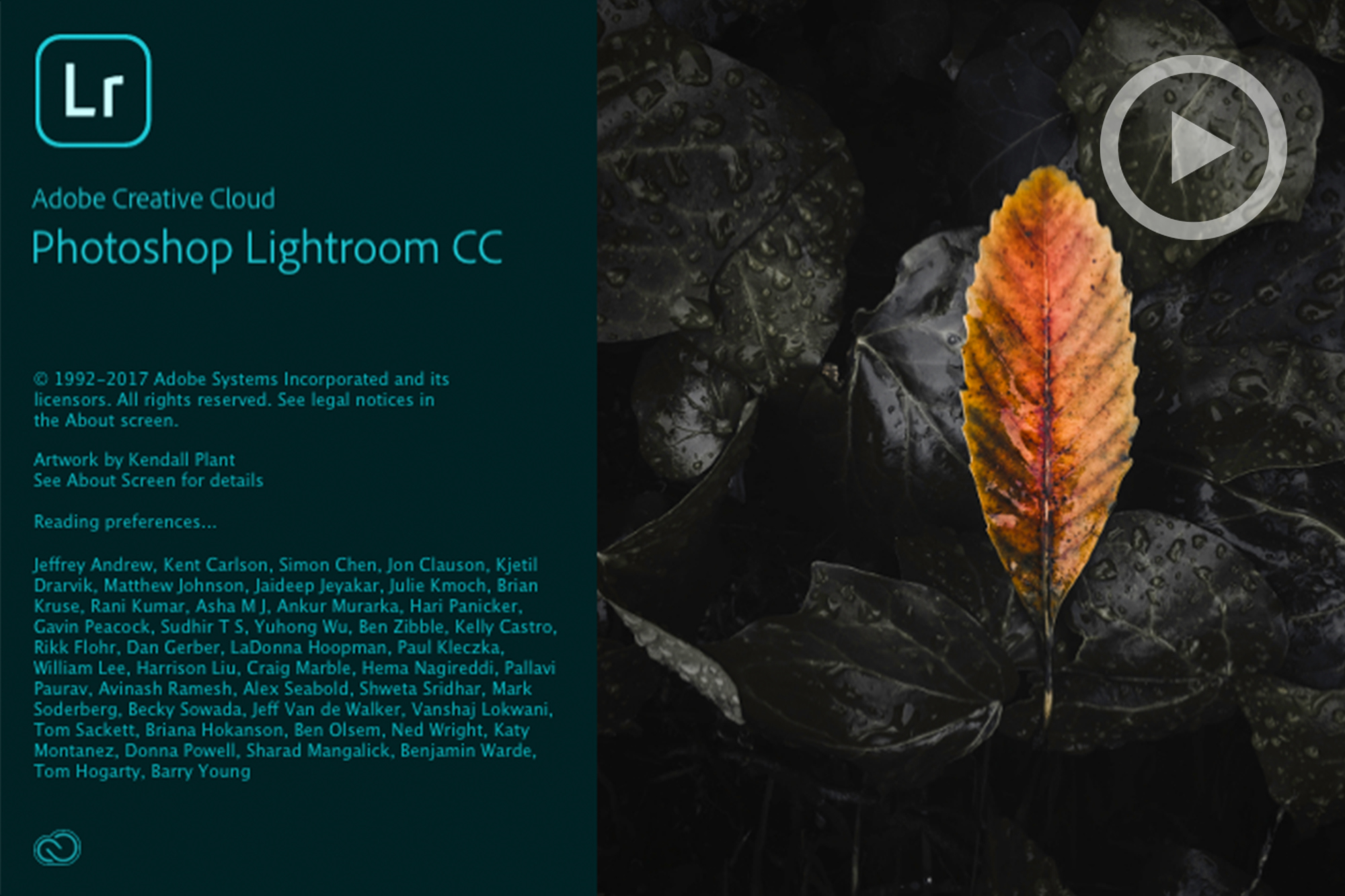 Cc Tutorial Lightroom Cc Introductory Tutorial Hello Darkness My Old Friend