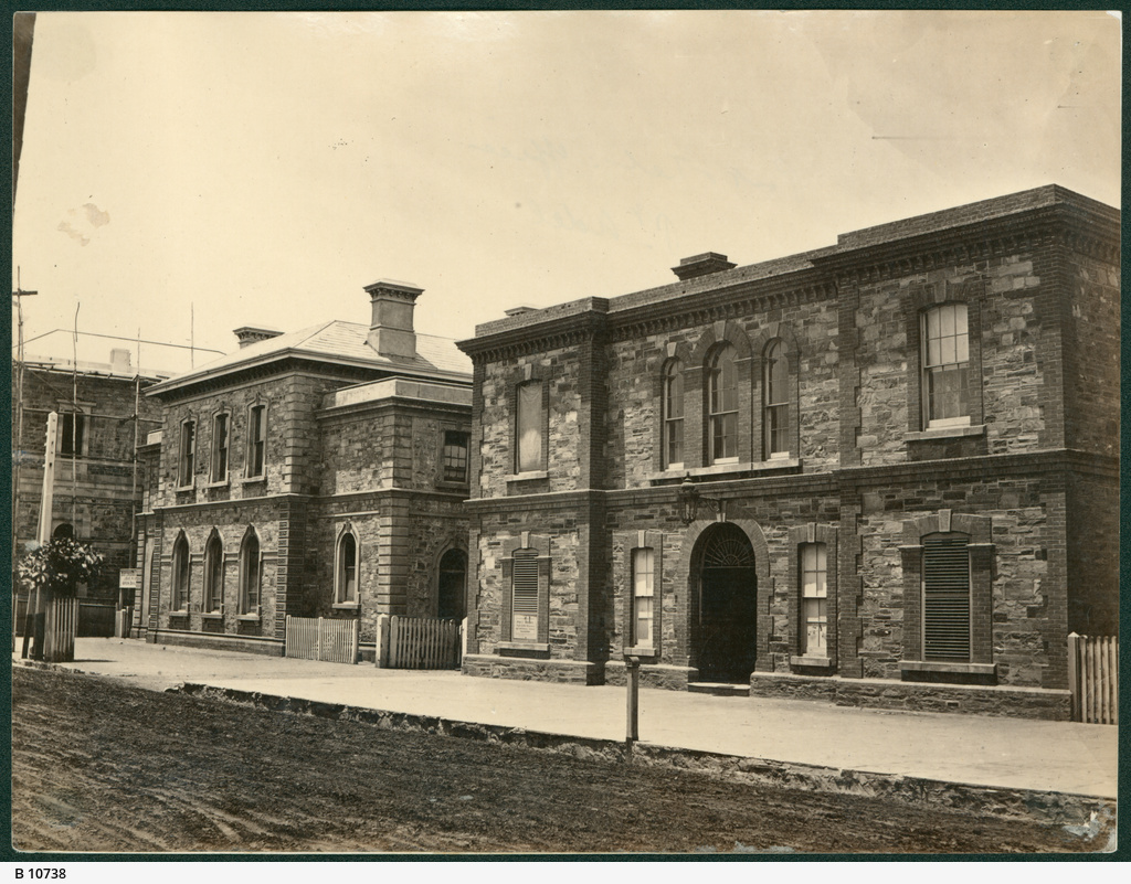 Office Work Adelaide Post Office Port Adelaide Photograph State Library Of