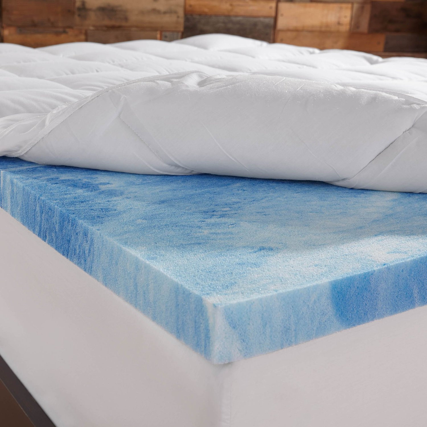 Thin Mattress Topper Best Mattress Topper For Side Sleepers Slumberist