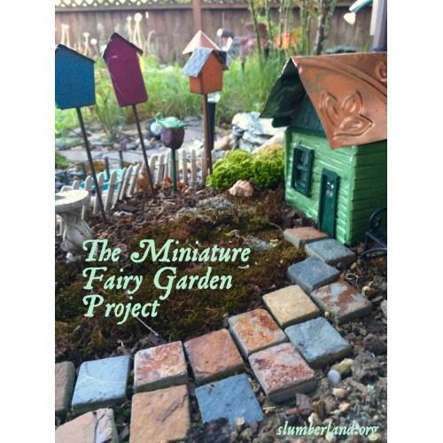 Medium Crop Of Miniature Fairy Garden