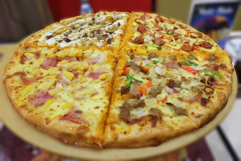 "Pizza Hut's 18"" Blowout Pizza"