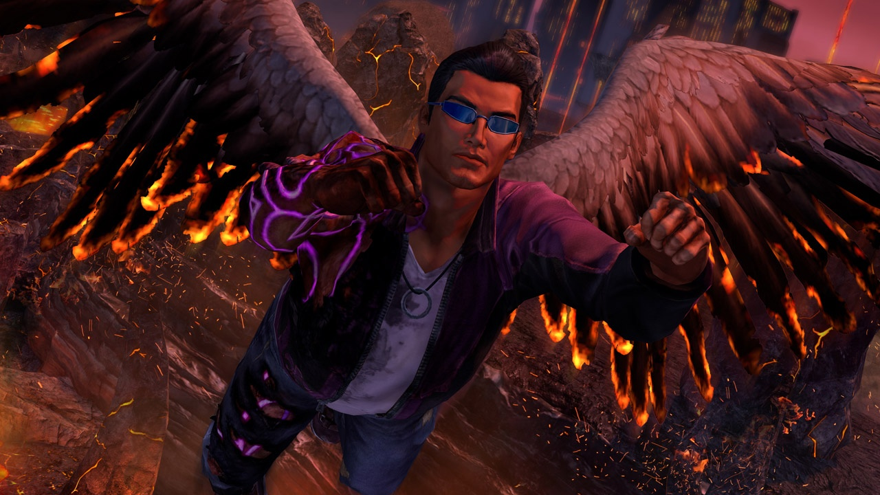 Saints Row Gat Out Of Hell Sessel Saints Row 5 Minuten In Der Hölle Von Gat Saints Row Iv