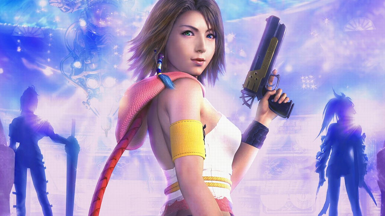 X X 2 Final Fantasy X X 2 Hd Coming To Pc With Japanese Dialogue Option