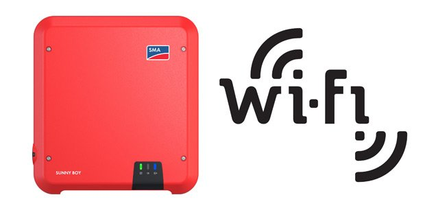 Service Tip How to connect a Sunny Boy inverter with built-in WiFi