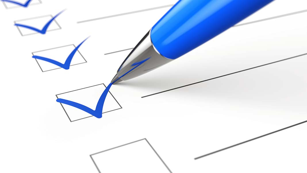 5 Benefits of Leveraging the Small Business Checklist SmallBizClub - checklists boosting efficiency reducing mistakes
