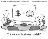 Business Model: Money Equals Happy - Small Business Trends