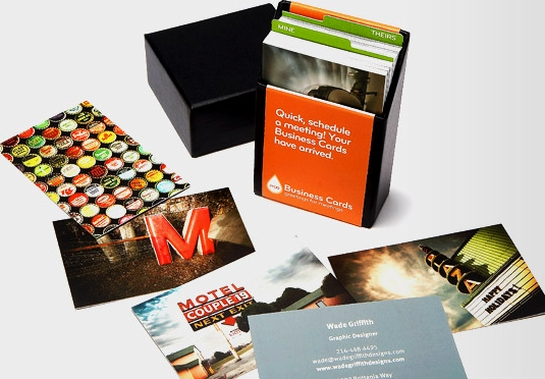 Win FREE Business Cards From MOO - Small Business Trends