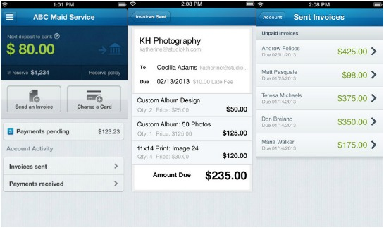 Send Invoices and Accept Credit Cards With WePay\u0027s Payment App