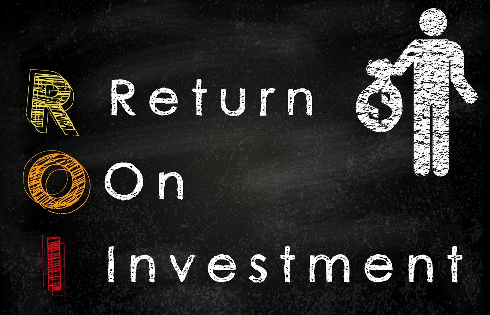 What is ROI - return on investment?