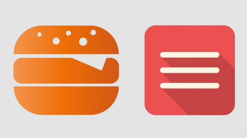 The 3 Line Menu Icon What is a Hamburger Menu? - Small Business Trends