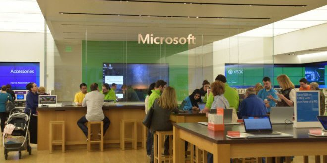 Microsoft Stores Introduce SMB Zones \u2014 Just for Small Business