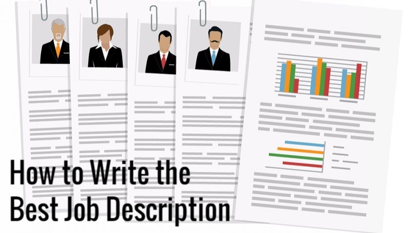 How to Create a Job Description That Will Land the Right Candidate