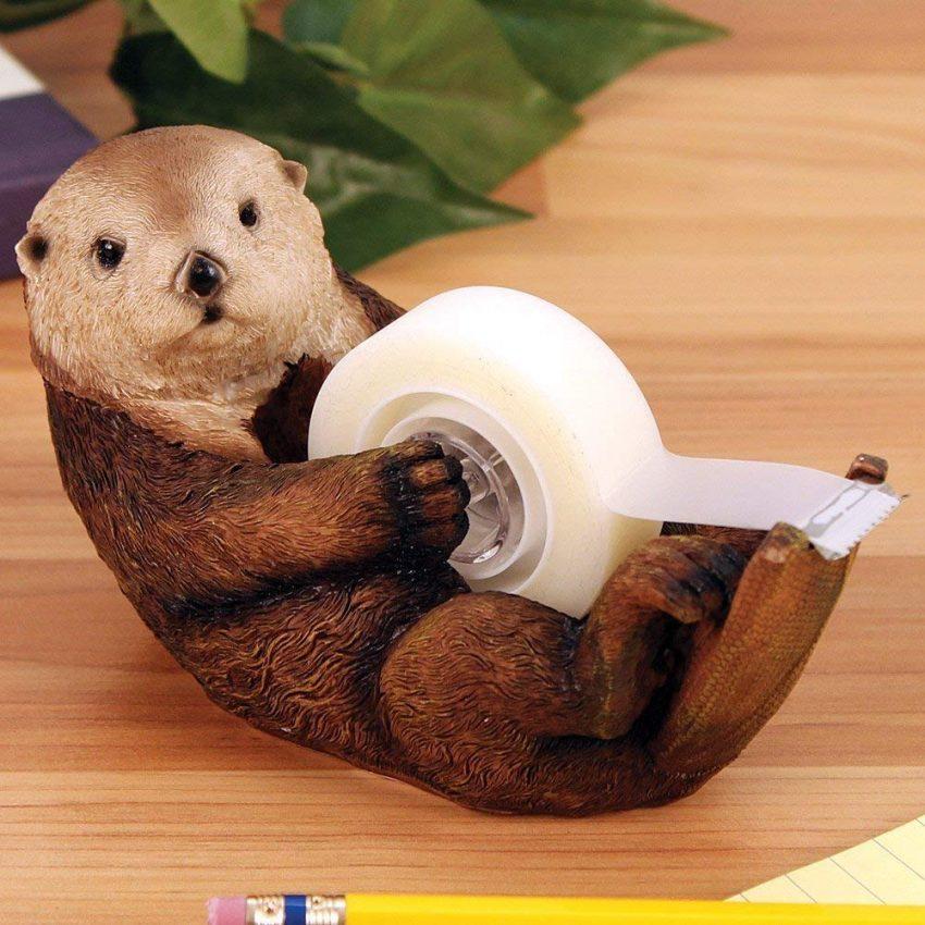 Secret Santa Gift Ideas for Your Next Office Party - Otter Tape Dispenser