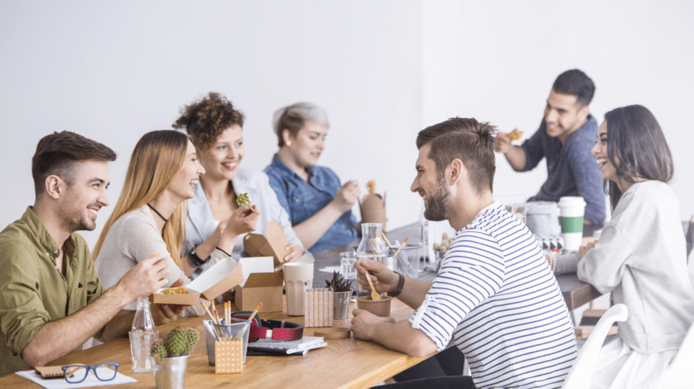 Not Offering a Space for Employee Lunch is Having Negative Impacts on Morale