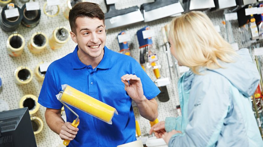 examples of good customer service in retail