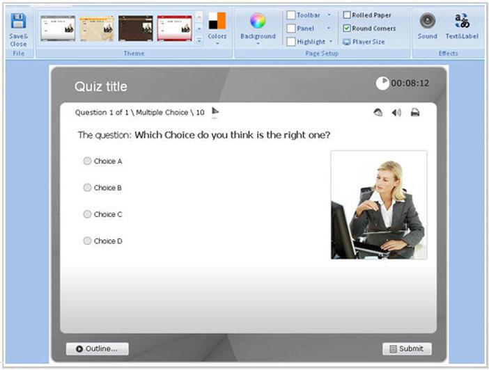 quiz templates word - Goalgoodwinmetals - online quiz templates