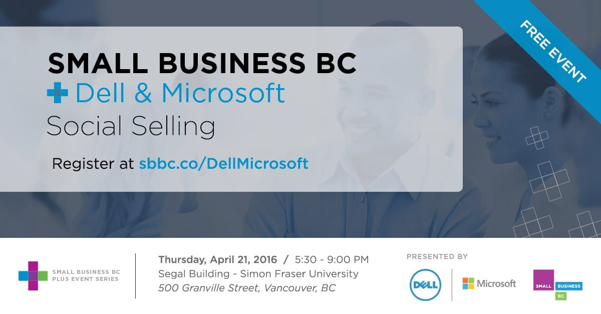Dell and Microsoft Present Research and Insights on Social Selling