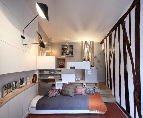 Medium Of Apartment Mini Model Ideas