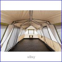 Outdoor Family Tent Camping Extra Large 10 Person 3 Room ...