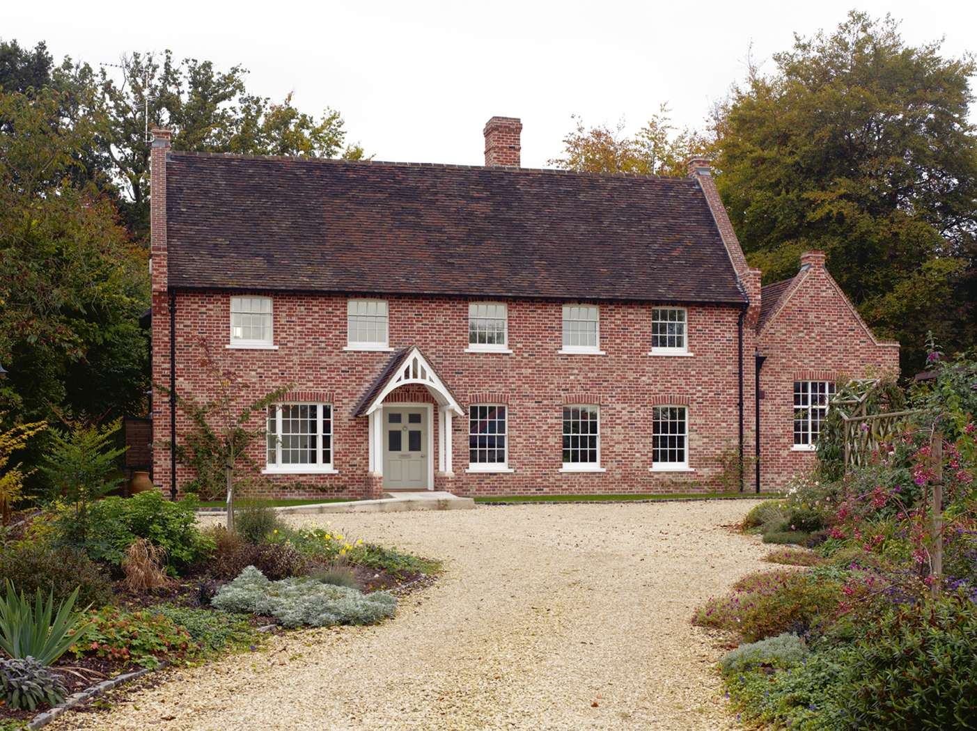 Georgian Farmhouse Design English Style Design For Country Houses