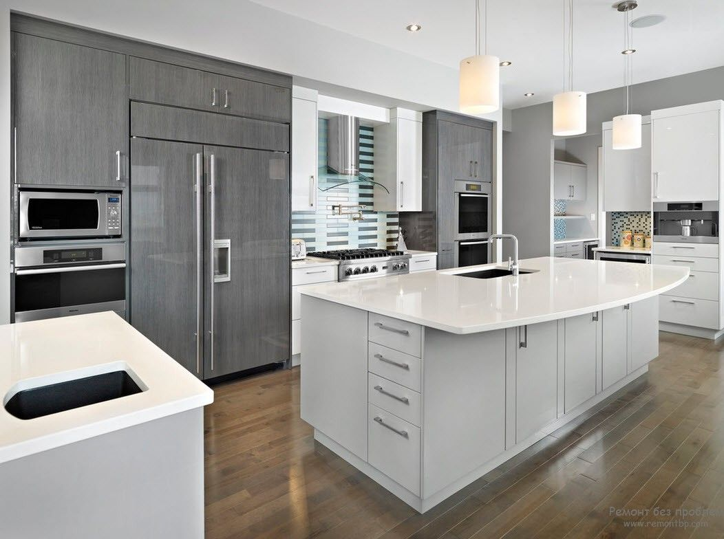 Modern Kitchen Colors With Dark Cabinets Modern Kitchens Glossy Cabinets Refacing