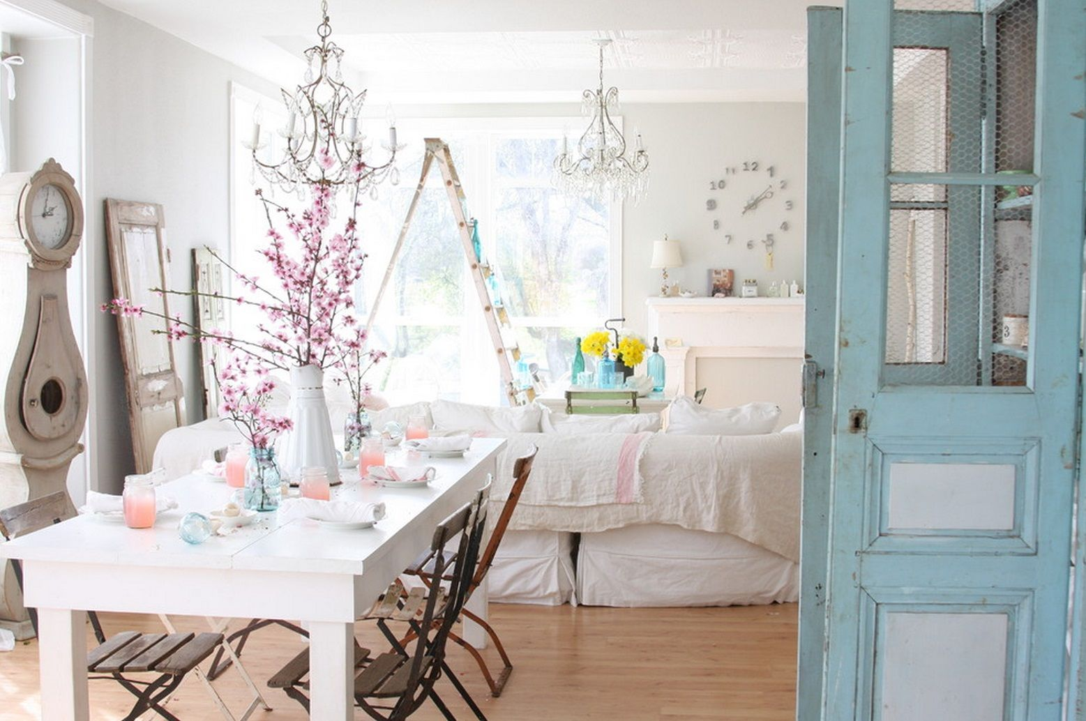 Shabby Style Shabby Chic Interior Design Style - Small Design Ideas