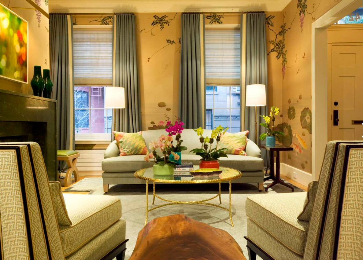 Cortinas Salon 2016 Living Room Curtains Design Ideas 2016 Small Design Ideas