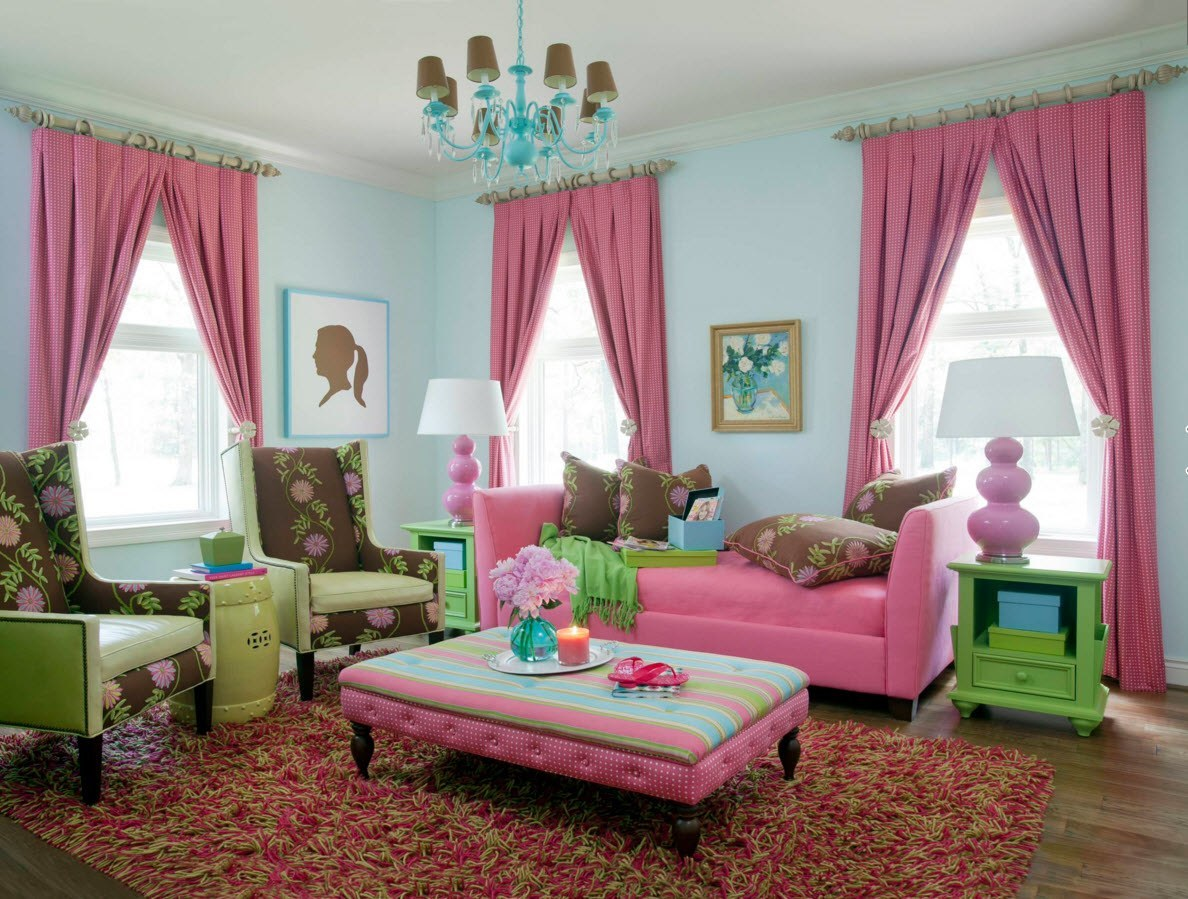 Pink Living Room Curtains Living Room Curtains Design Ideas 2016 Small Design Ideas