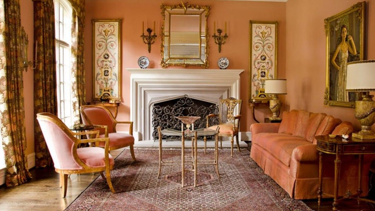 Peach Color Interior Design Ideas Fruit Orchid At Home