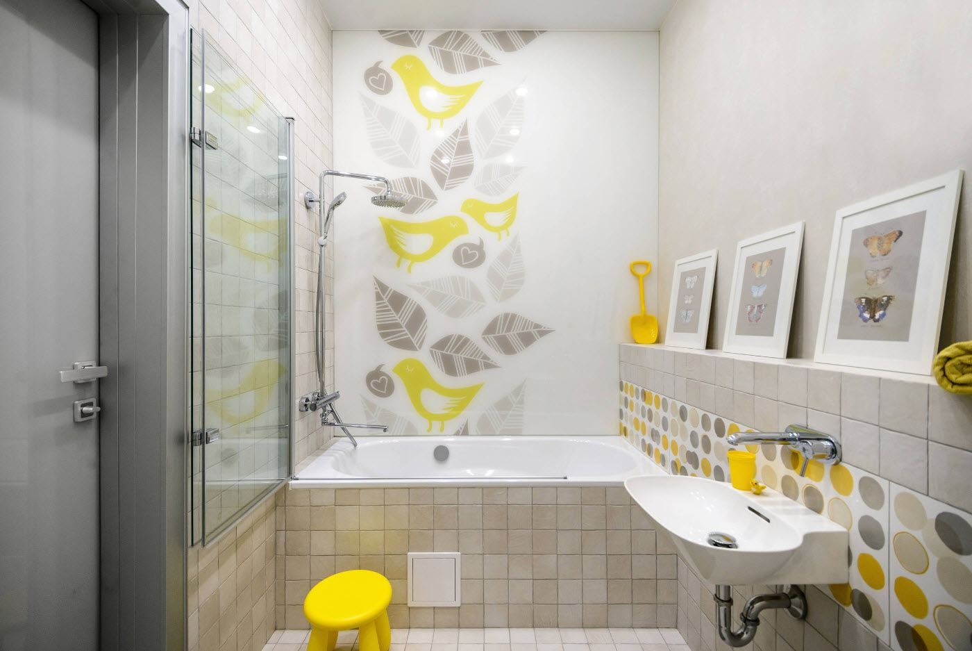 Bathroom Wall Finishing Materials Overview Small Design Ideas