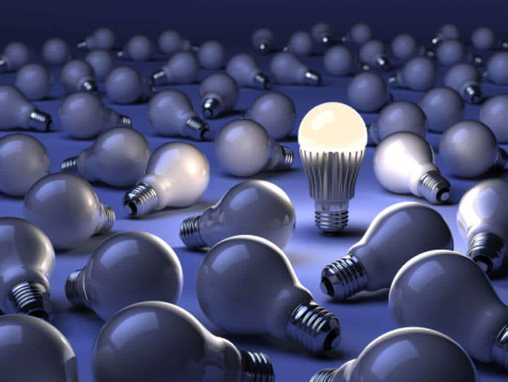 Lightbulb Lights The Benefits Of Led Light Bulbs Small Footprint Family