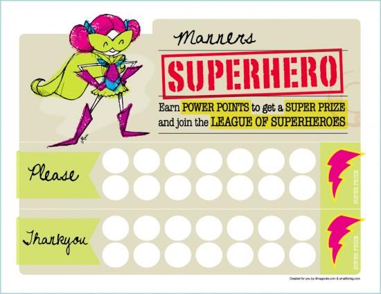 Free Reward Chart Printable \u2013 Superhero Chores Chart \u2013 Potty - potty training chart