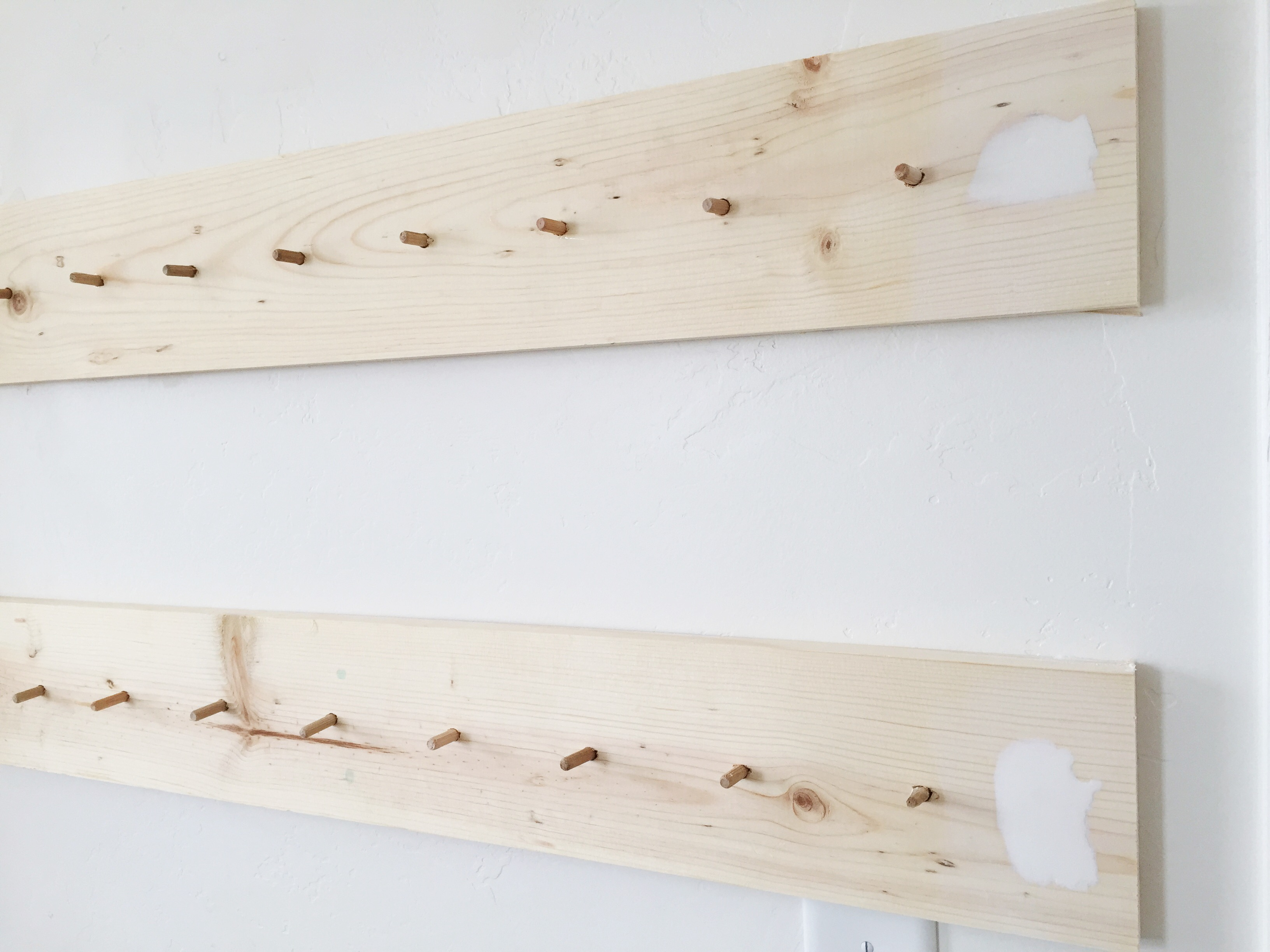 Hat Holders For Walls Hat Rack Diy Small Fry