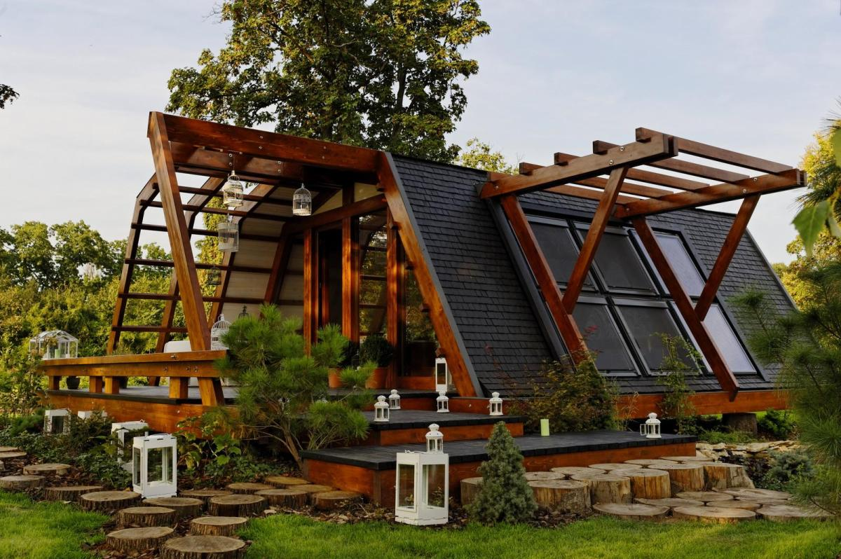 Sustainable Home Design Ideas The Soleta Zeroenergy One Small House Bliss