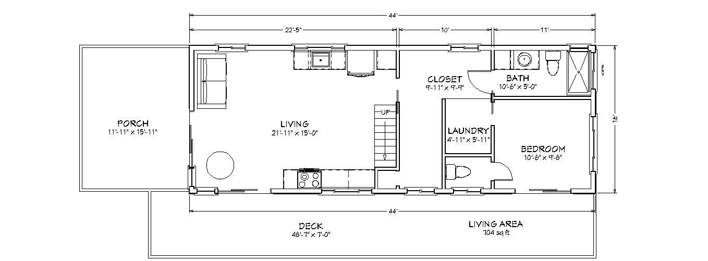modern cabin hills simply home floor plans modern tiny house floor plans small