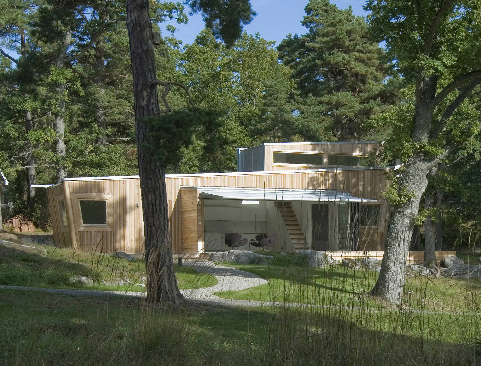 Sweden Houses Design A Low Impact Modern Cabin In Sweden Schlyter Gezelius Small